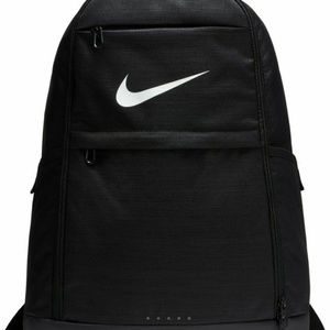 NIKE BRASILIA BACKPACK XL BLACK BA5892 010